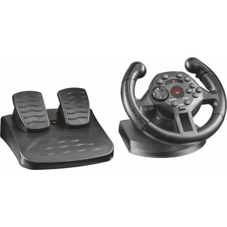 Trust GXT 570 Compact Racing Wheel for PC / PS3 (21684)