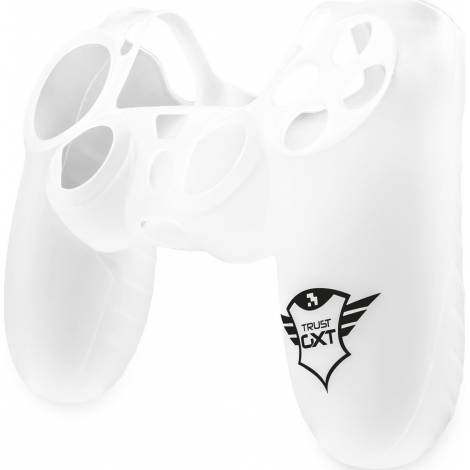 Trust GXT 744B Rubber Skin Transparent for PS4 Controller (21877)