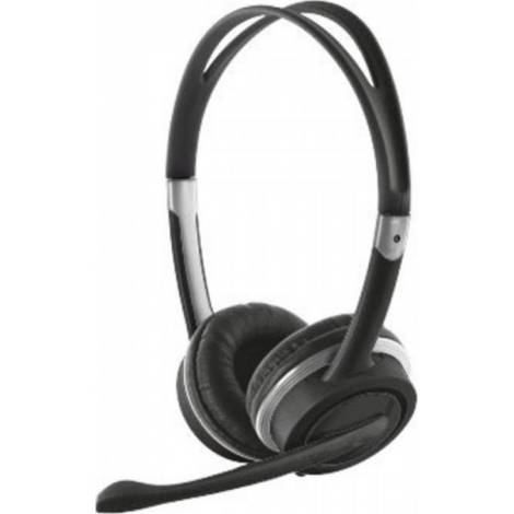 Trust Headset Mauro Black (17591)