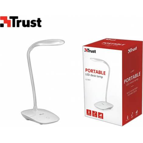Trust Lumy Portable Desk Lamp (23123)