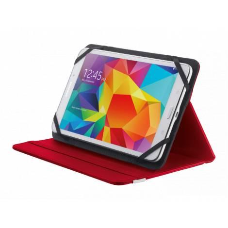 Trust Θήκη για tablet με stand Primo Folio Κόκκινη 7-8'' (20314)