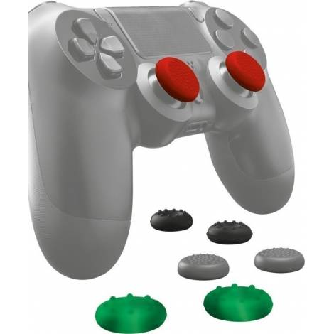 Trust Thumb Grips 8-Pack for PS4 Controller (20814)
