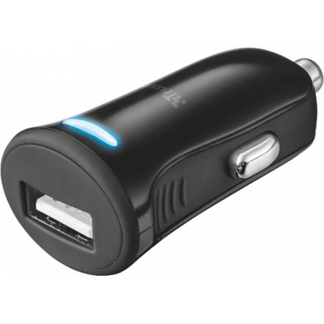 Trust UR 12W Car Charger - Black (20151)