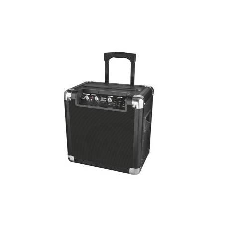 TRUST U.R Fiesta Plus Party Bluetooth Speaker - Φορητό ηχείο - Μαύρο
