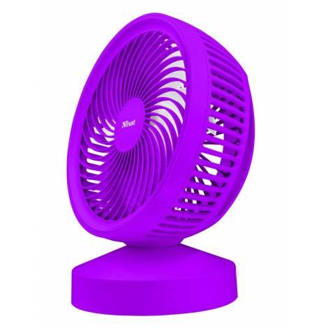 Trust Urban 22583 USB Cooling Fan - Purple
