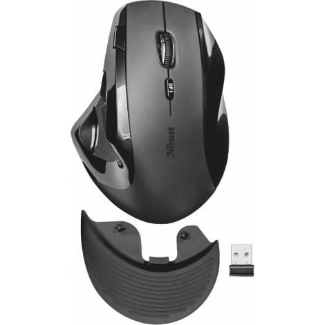 Trust Vergo Wireless Ergonomic Comfort Mouse (21722)