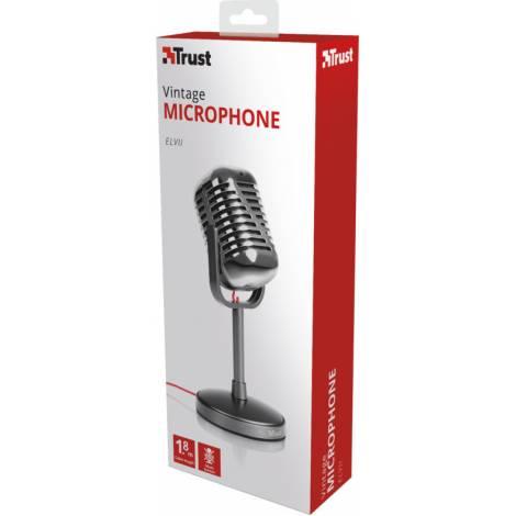 Trust Vintage Microphone (21670)
