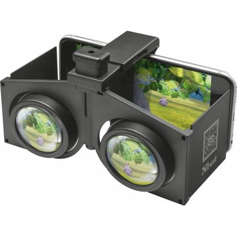 TRUST Virtual Reality Headset UR PIXI Foldable 3D - Μαύρο