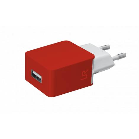 Trust Wall Charger U.R Red (20145)
