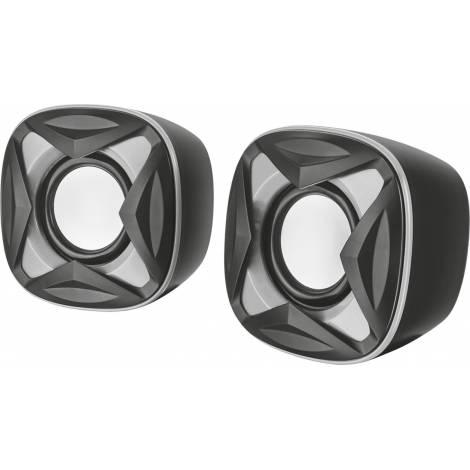 Trust Xilo compact 2.0 Speaker Set - Μαύρο