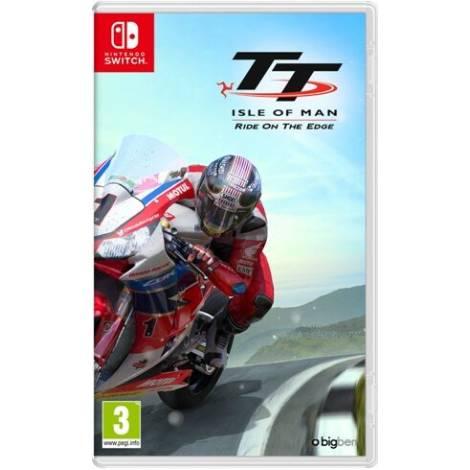 TT ISLE OF MAN (Nintendo Switch)