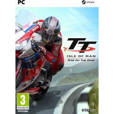 TT Isle of Man Ride On The Edge - Steam CD Key (Κωδικός μόνο) (PC)