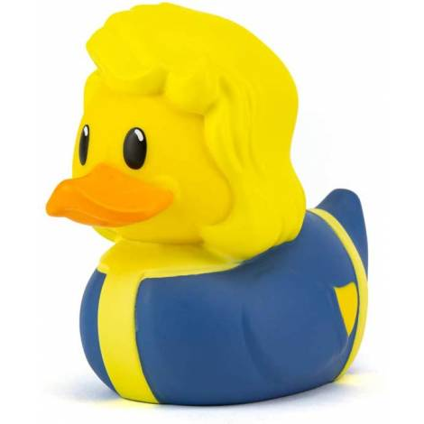TUBBZ Fallout Vault Girl Collectible Duck