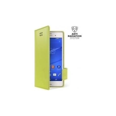 TUCANO POLPO L - Θήκη Smartphones - Green (POLSL-V)