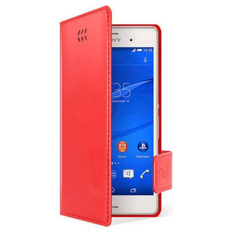 TUCANO POLPO L - Θήκη Smartphones - Red (POLSL-R)