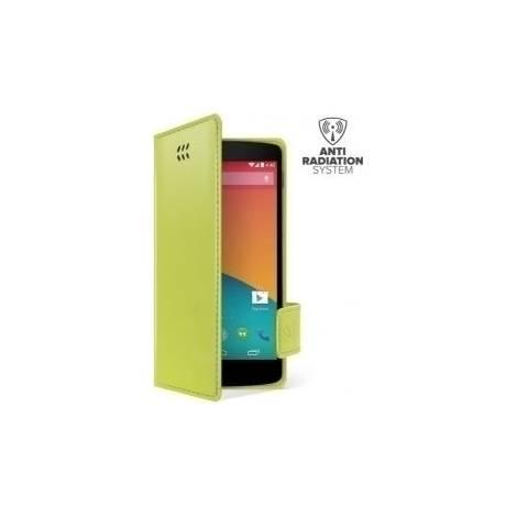 TUCANO POLPO M - Θήκη Smartphones - Green (POLSM-V)