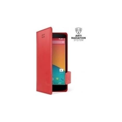 TUCANO POLPO M - Θήκη Smartphones - Red (POLSM-R)
