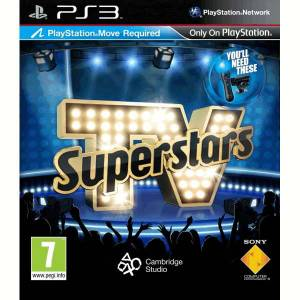 TV Superstars - Move Edition (PS3)