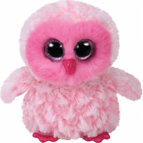 TY Beanie Boo - Twiggy Owl Plush Toy (15cm) (1607-36846)