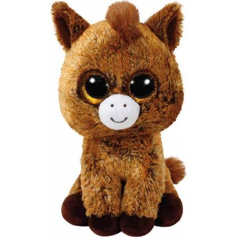 TY Beanie Boos - Harriet Horse Plush Toy (15cm) (1607-36842)