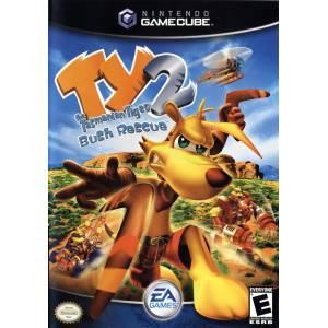 Ty The Tasmanian Tiger 2: Bush Rescue (GAME CUBE)