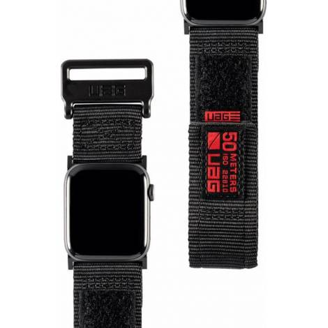 UAG Active Strap for Apple Watch (42/44mm), Black