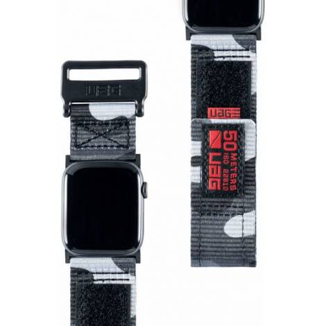 UAG Active Strap for Apple Watch (42/44mm), Midnight