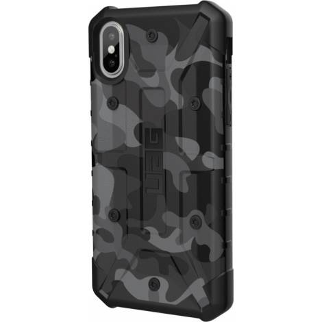 UAG Pathfinder Θήκη για iPhone X (IPHX-A-BC) - Black Camo/Black