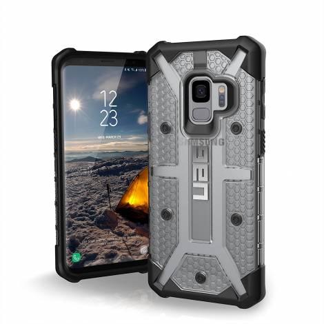 UAG Plasma θήκη για Galaxy S9 Plus σε Ice (GLXS9-L-IC)