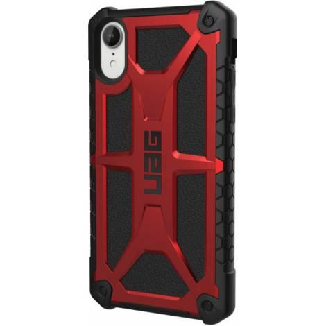 UAG Θήκη Monarch Series iPhone XR - Black / Red (111091119494)