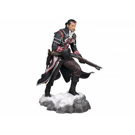 UbiCollectible Assassin's Creed Rogue: The Renegade Figurine 24cm