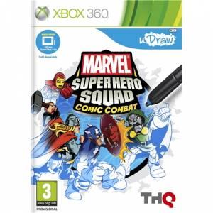 uDraw: Marvel Super Hero Squad - Comic Combat (XBOX 360)