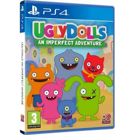 UglyDolls: An Imperfect Adventure (PS4)