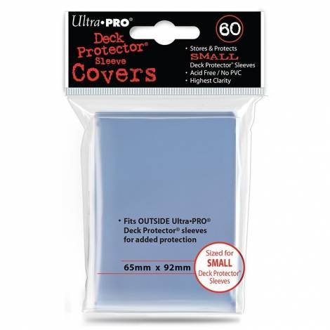 Ultra Pro Deck Protector - Sleeve Covers - 60 Small Size