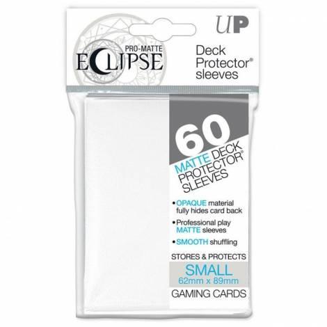 Ultra Pro ECLIPSE WHITE SMALL PRO-MATTE DP