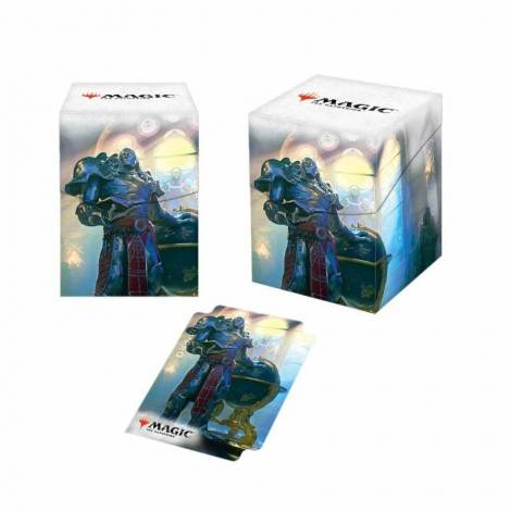 Ultra Pro – Magic Dominaria Pro 100+ Version 1 Deck Box (REM86725)