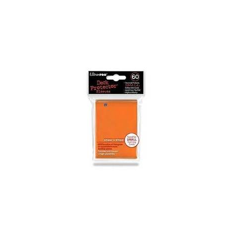 Ultra Pro - Orange Small Sleeves 60 Pack