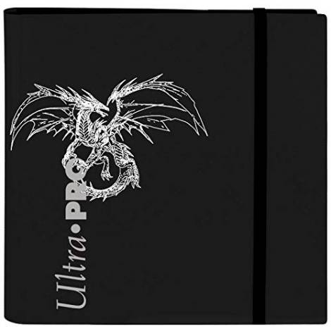 Ultra Pro - Pro Binder - Holds 480 Cards Black