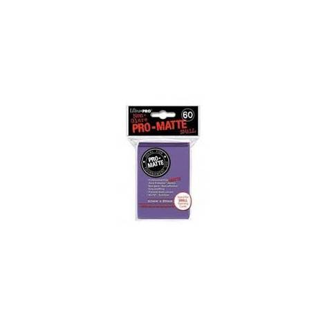Ultra Pro - Pro Matte Purple 60 Sleeves