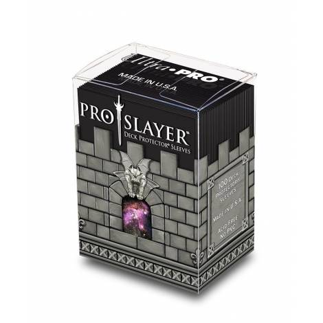 Ultra Pro Slayer Sleeves Standard Size - Black 100ct