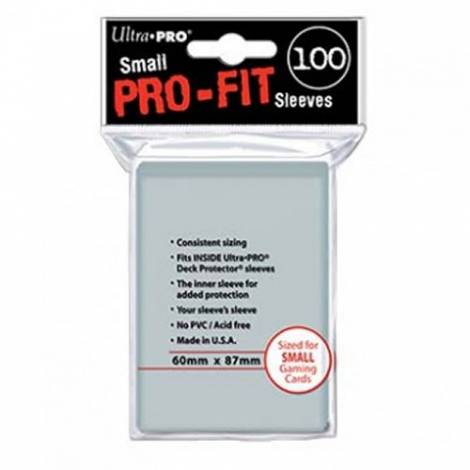 Ultra Pro - Small Pro Fit 100 Sleeves