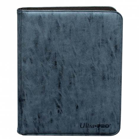 Ultra Pro Zippered Premium Pro Binder - Blue (Holds 360 Cards)