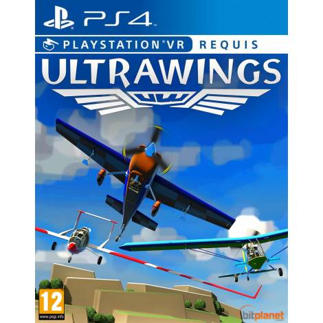 ULTRA WINGS VR (PS4)