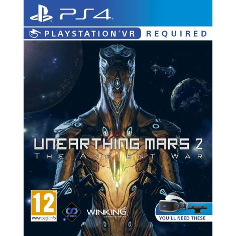 Unearthing Mars 2: The Ancient War (PSVR) (PS4)