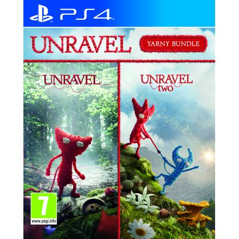 Unravel Yarny Bundle (PS4)