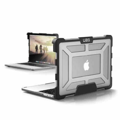 (UAG) Urban Armor Gear Feather Light Rugged Ice Military Drop Tested Θήκη για  13-Inch MacBook Pro (MBP13-4G-L-IC)