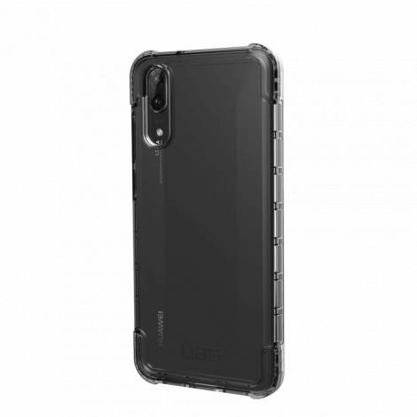 Urban Armor Gear Huawei P20 Plasma Case-Ash/Black (HP20-L-AS)