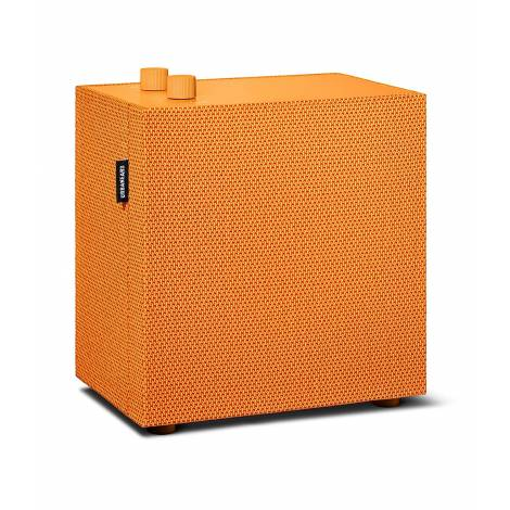 Urbanears Lotsen Multiroom Wi-Fi and Bluetooth Speaker - Goldfish Orange