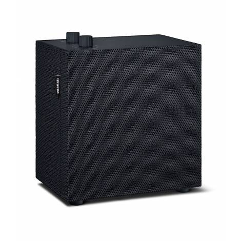 Urbanears Lotsen Multiroom Wi-Fi and Bluetooth Speaker - Vinyl Black