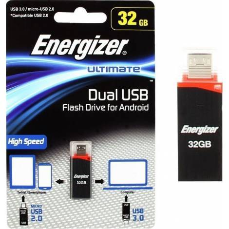 USB ENERGIZER HT 32GB OTG USB DRIVE ANDROID